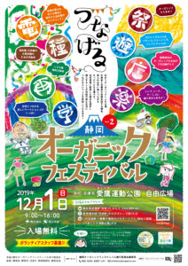 Read more about the article 静岡オーガニックフェスティバル